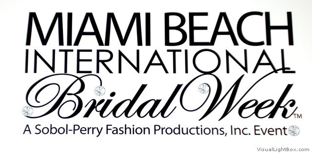 Miami Beach International Bridal Week