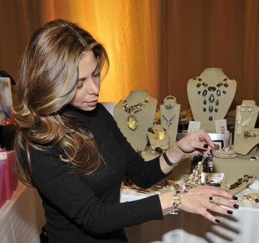 Maleku Jewelry bracelet at the Latin Grammy Awards